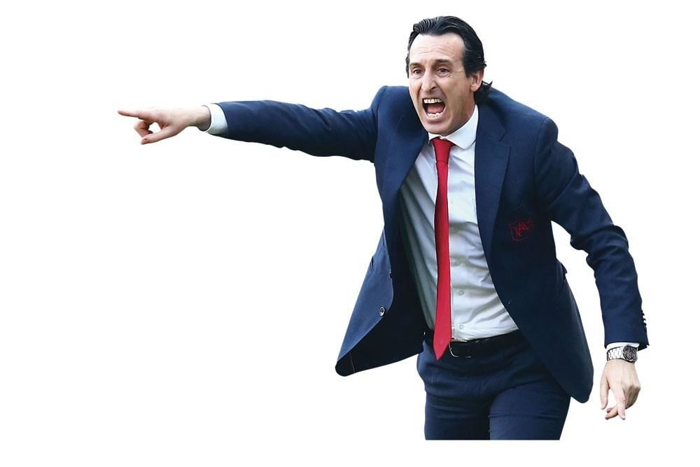 Unai Emery sait comment s'y prendre en Europa League., BELGAIMAGE