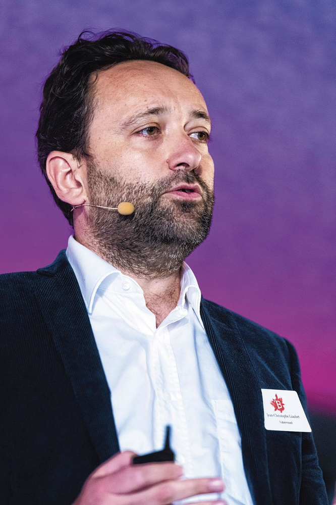Jean-Christophe Liaubet (Fabernovel), DANN