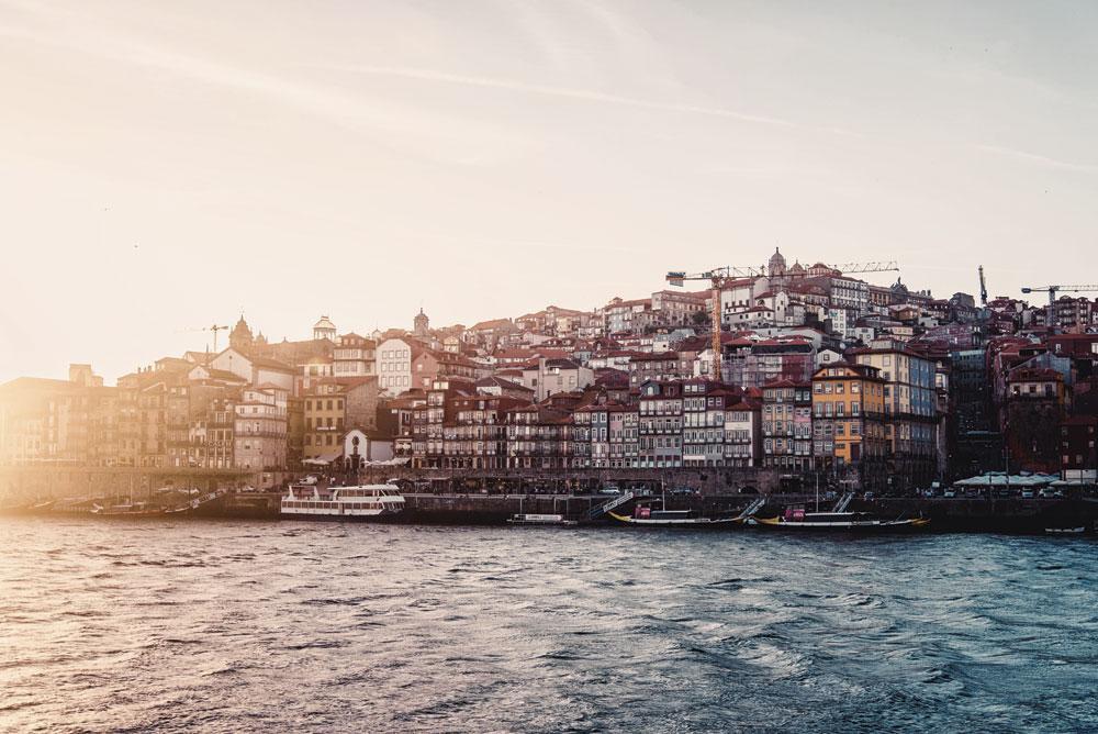 """PORTUGAL """"Portugal heeft maatregelen genomen om de immigratie naar het land te promoten."""", Getty Images"""