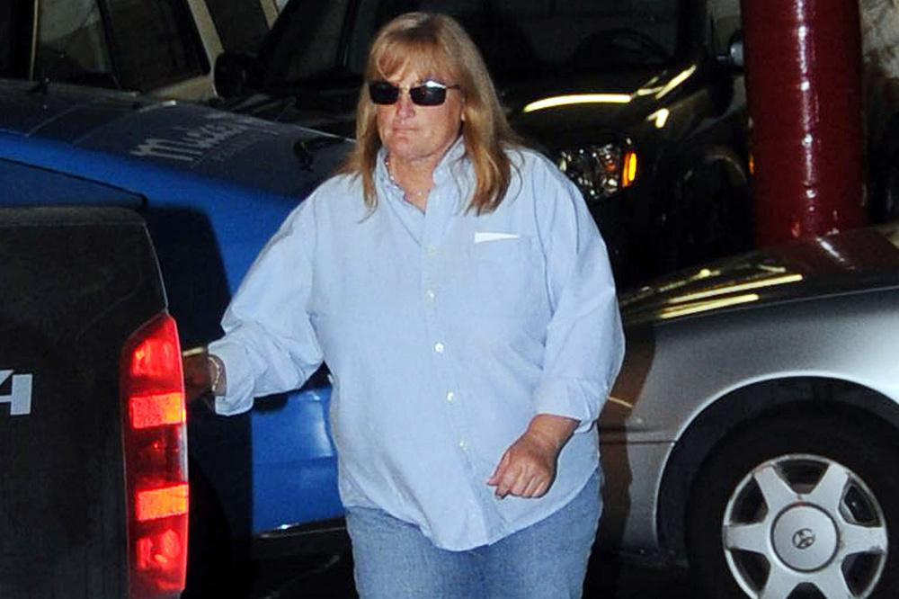 Debbie Rowe, en 2009, Getty Images