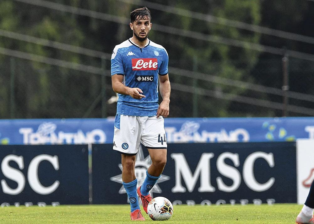 KONSTANTINOS MANOLAS, SSC NAPOLI via Getty Images