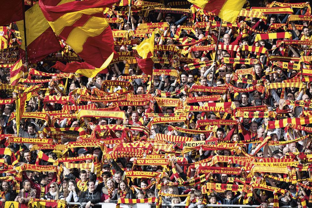 Certaines parties accusent Malines de tenter de retarder la procédure pour permettre au club de se produire en D1A., belgaimage