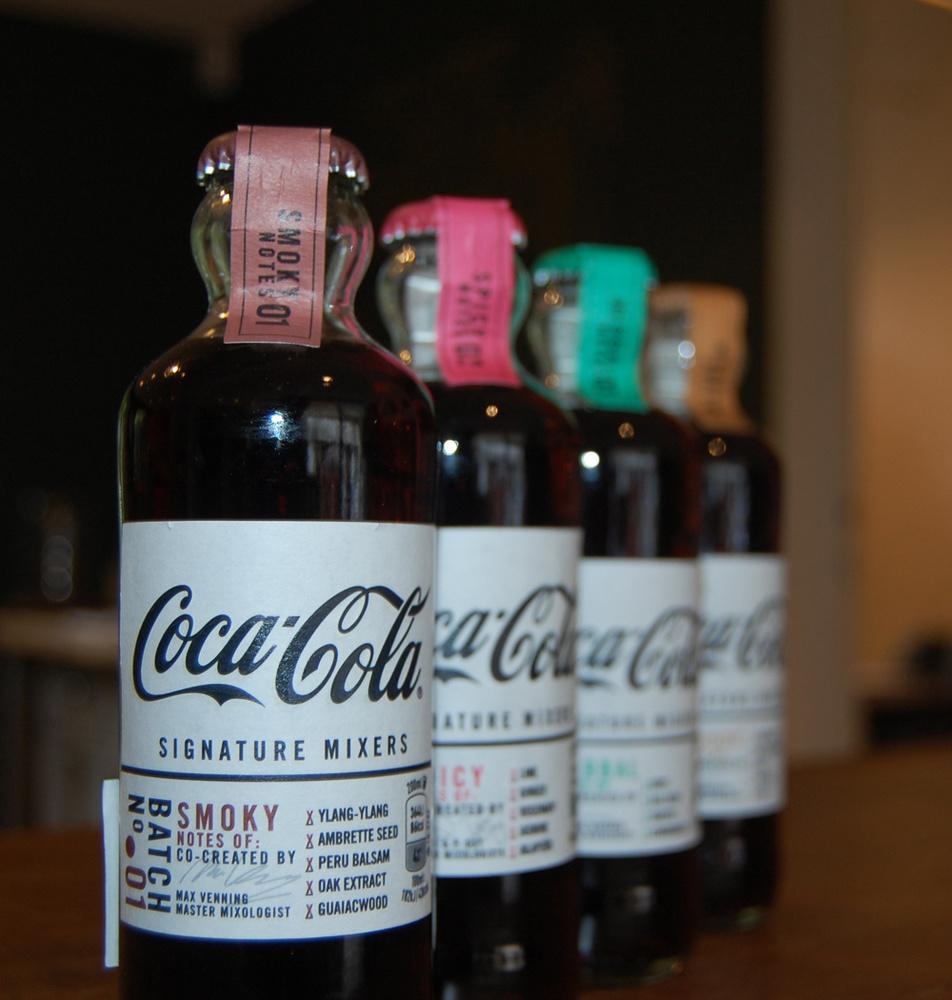 Ook Coca-Cola is op de kar gesprongen, MDD
