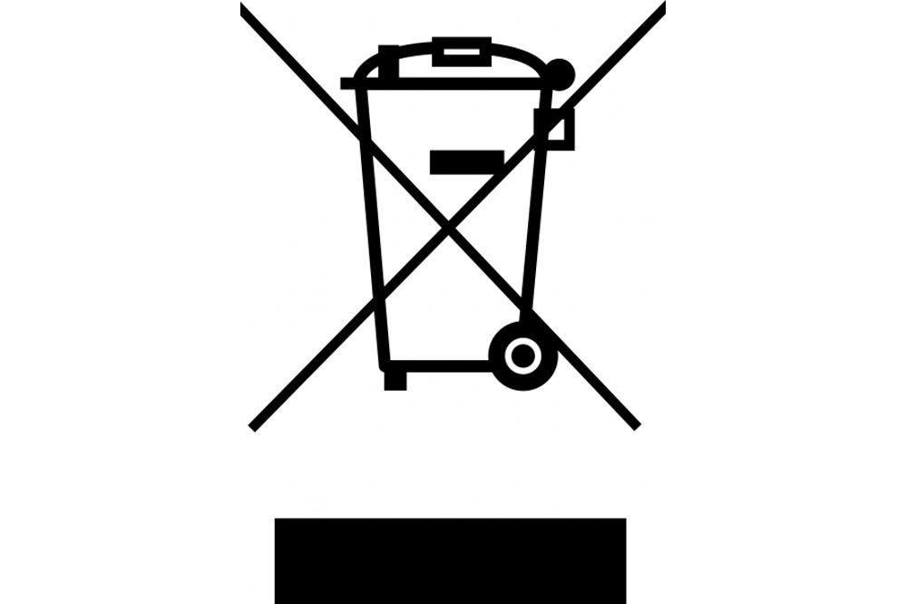 Weee logo, EU