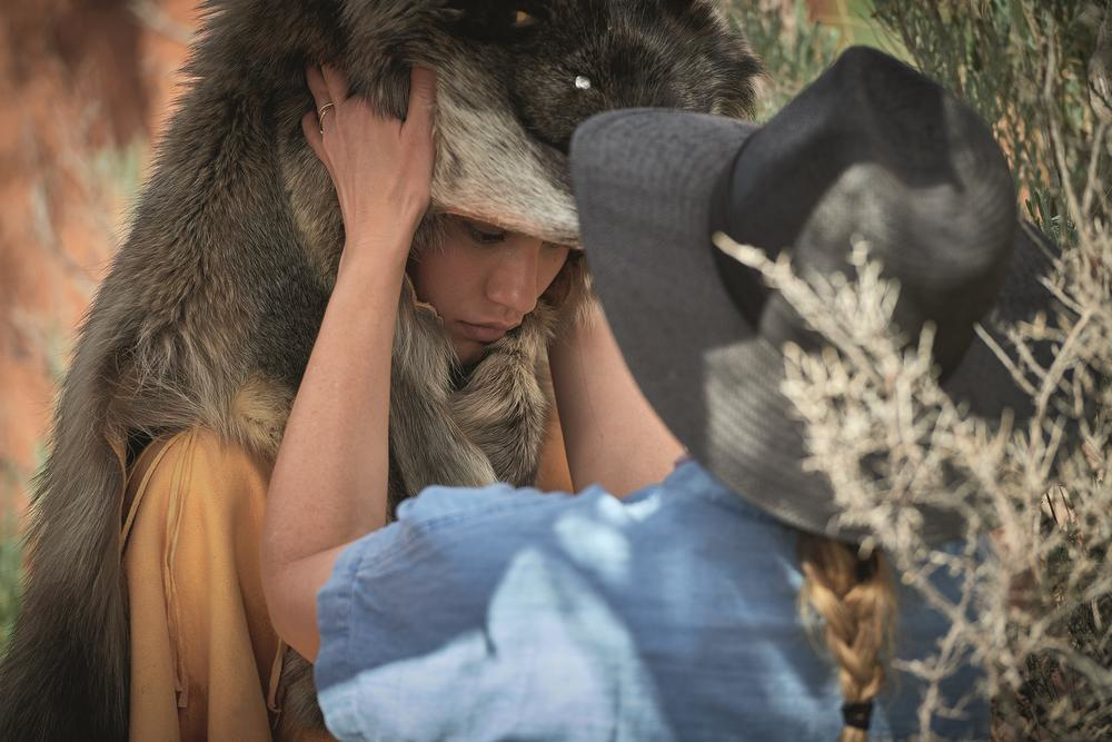 Tanaya Beatty apparaît aussi dans le spot aux côtés de Johnny Depp., Eric Guillemain pour Parfums Christian Dior
