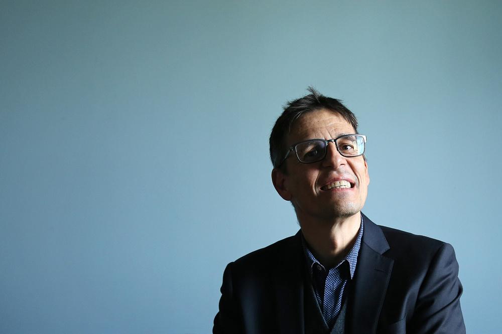 Didier Queloz, AFP