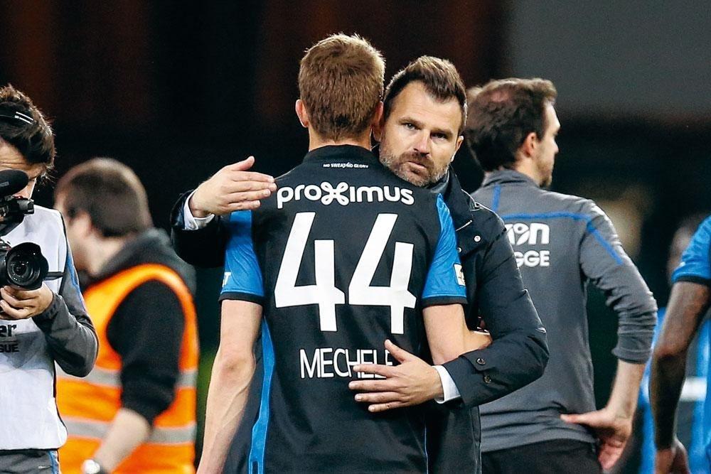 Ivan Leko eist van zijn spelers dat ze blijk geven van veel temperament., belgaimage