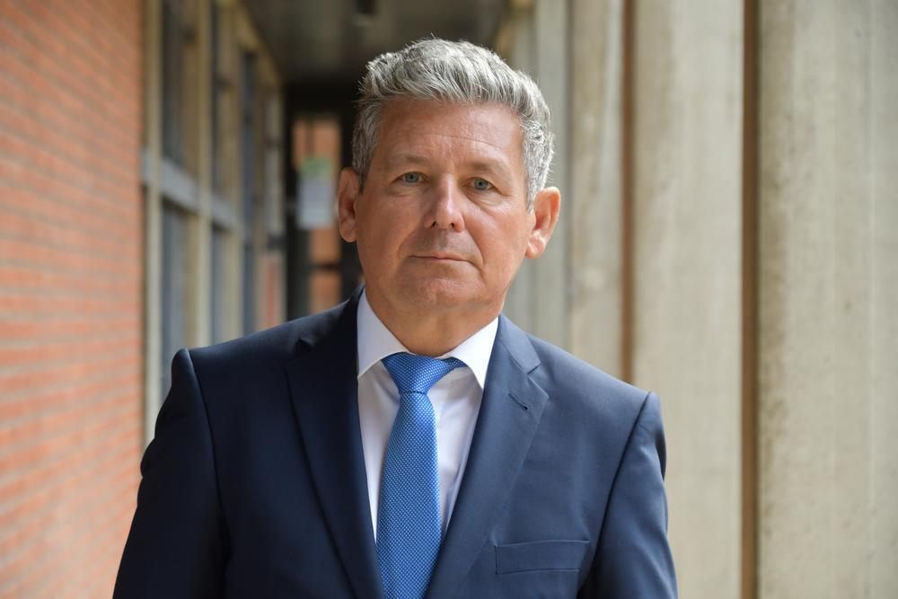 Philippe Strubbe, de advocaat van Niels., Arne Franck