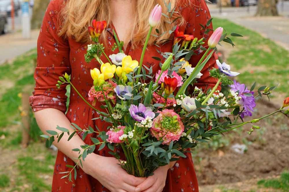 Tante Fin's Florals & Retro Deco, Gf