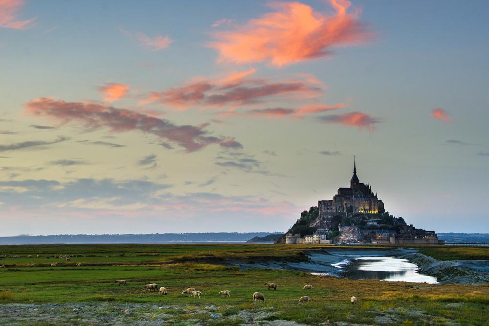 .Le Mont-Saint-Michel, Getty
