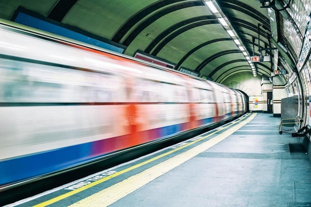 """LONDEN - """"De dichtheid van het Londense transportnetwerk, gekoppeld aan een juiste prijszetting maken dat een performant systeem."""", Getty Images"""