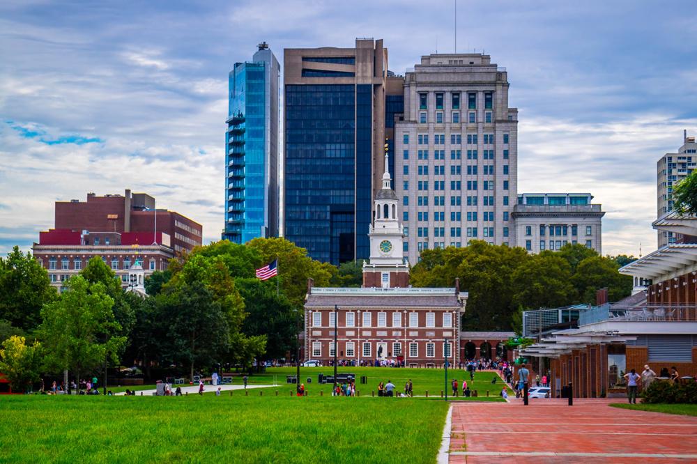 The Independence National Historical Park, le quartier le plus historique de Pennsylvanie , Getty Images