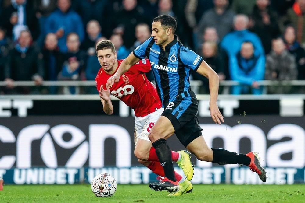 Dimanche 02/12/18 - 14h30 - 17e journée: Club Bruges - Standard, BELGAIMAGE