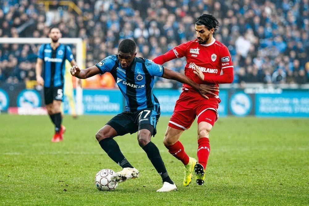 Dimanche 23/12/18 - 14h30 - 20e journée: Club Bruges - Antwerp, BELGAIMAGE