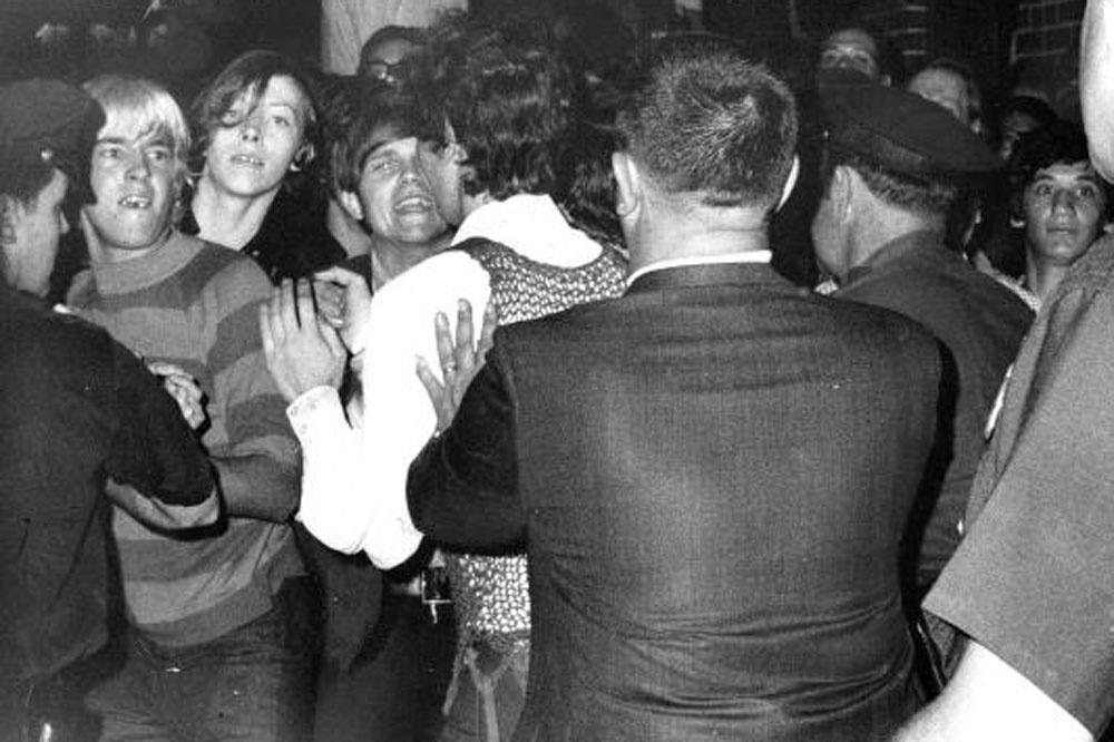Stonewall Riots 1969, Getty Images