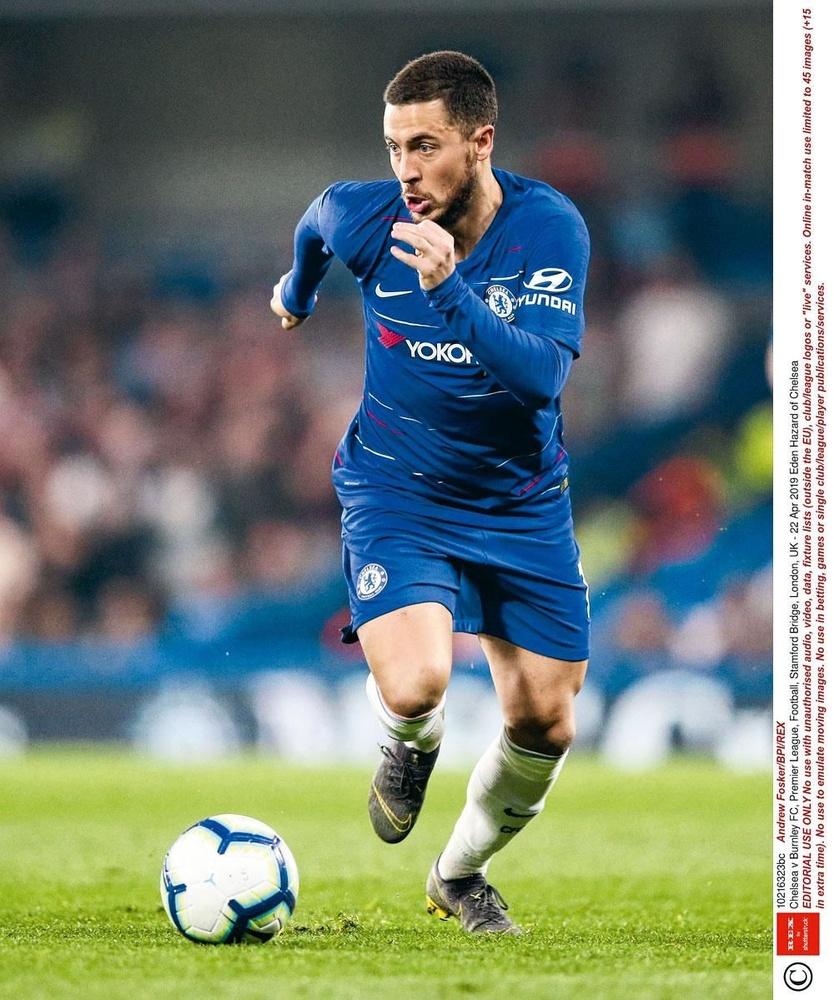 Eden Hazard veut quitter Stamford Bridge par la grande porte., BELGAIMAGE