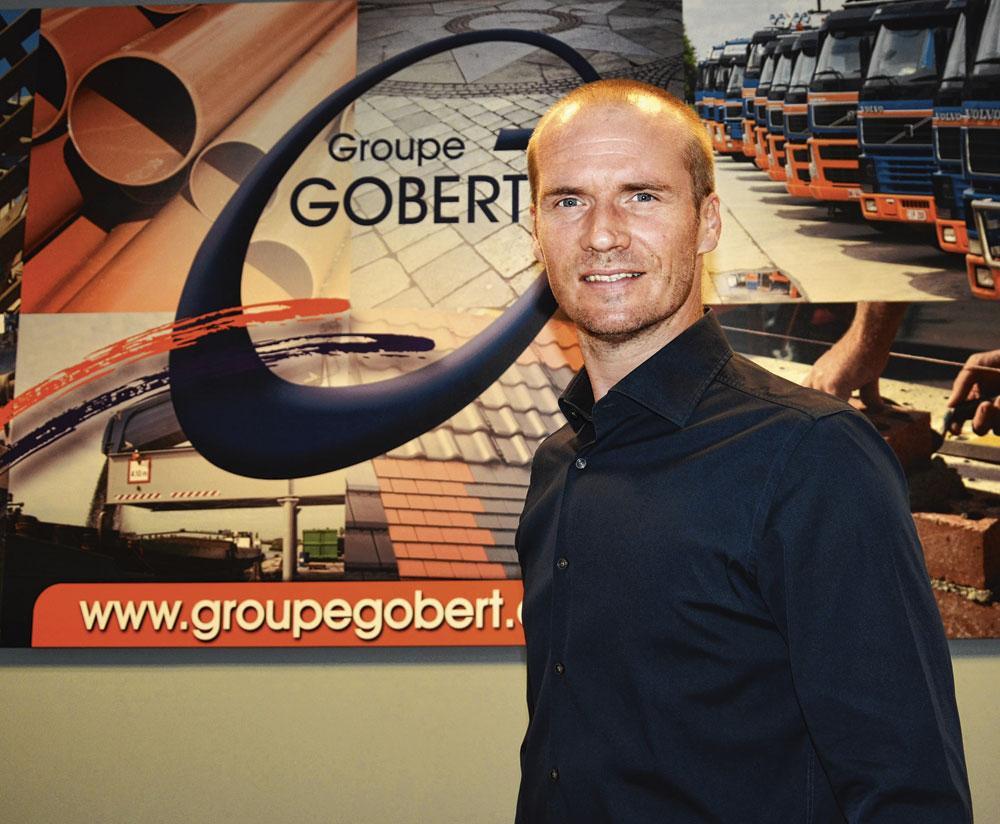 RONALD GOBERT (GROUPE GOBERT), PG