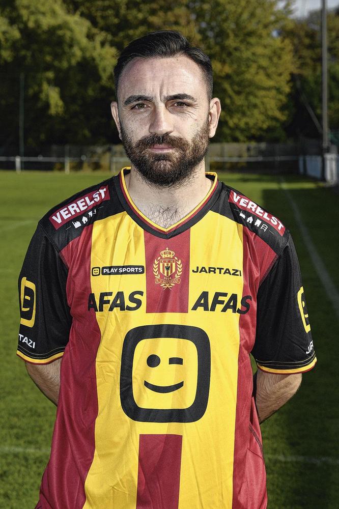 Onur Kaya, belgaimage