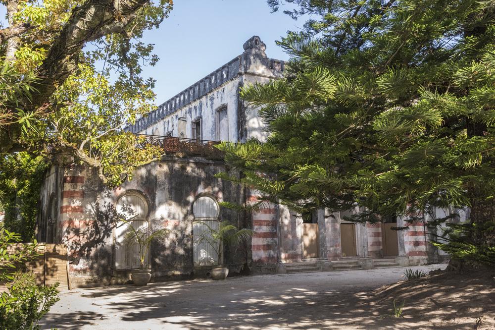 La Quinta do Relogio achetée par Madonna pour 7.5 million euros en juin 2017 à Sintra, Portugal., Getty Images