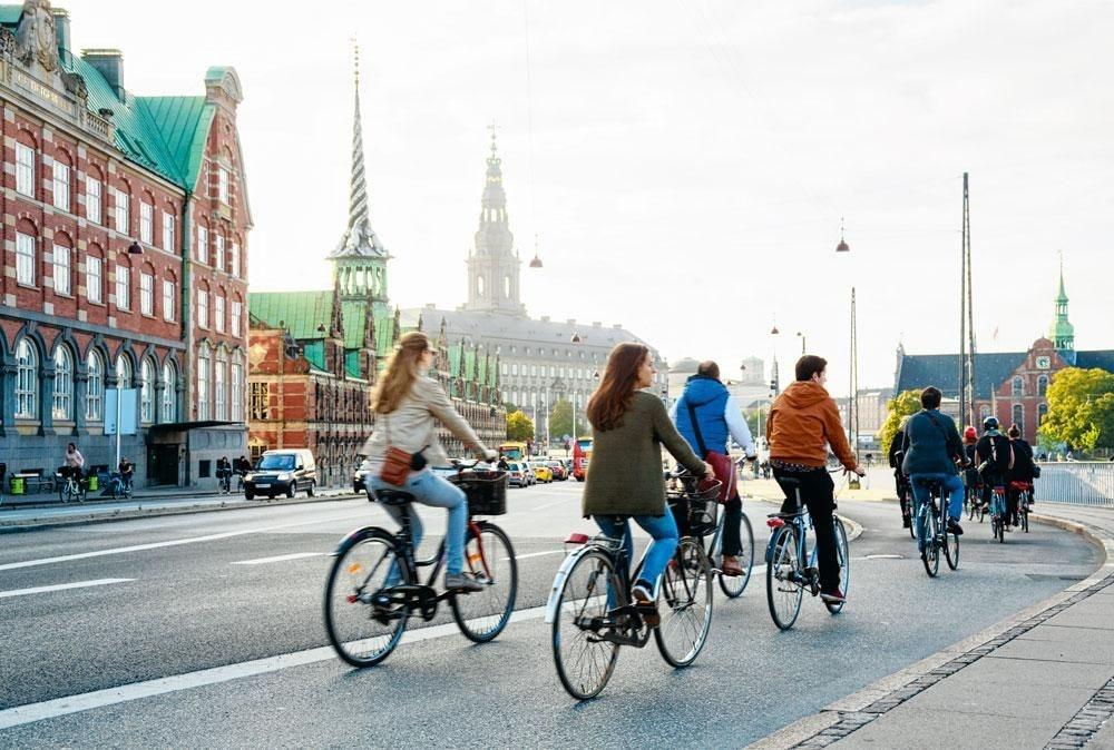DENEMARKEN - In Denemarken is de werkloosheidsuitkering beperkt in de tijd: twee jaar., Getty Images