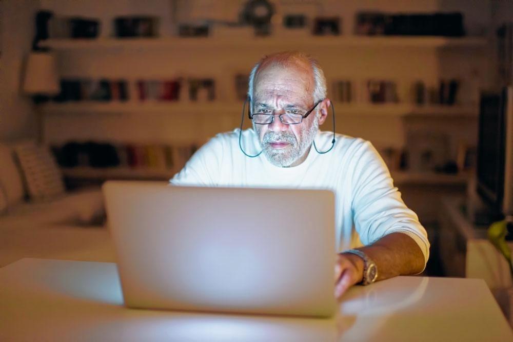 TAX-ON-WEB Flirten met de deadlines houdt vooral voor de elektronische aangifte risico's in., Getty Images