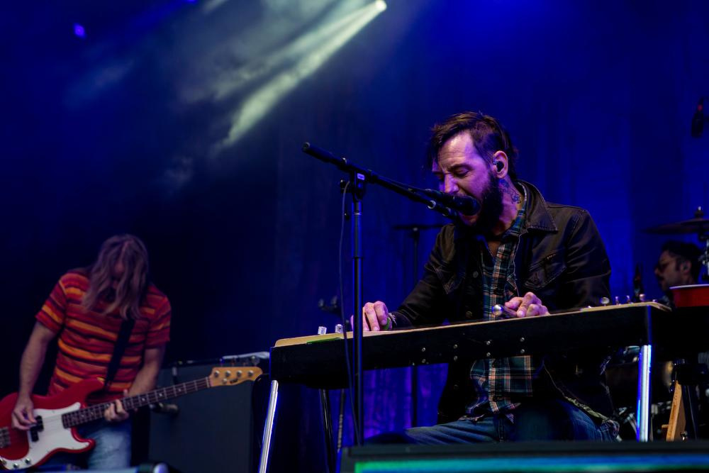 Band of Horses., Davy Coghe