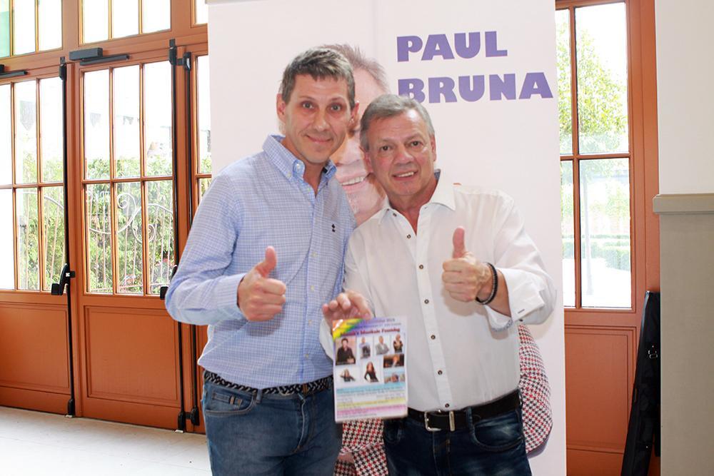 Marnik bij Paul Bruna., FODI