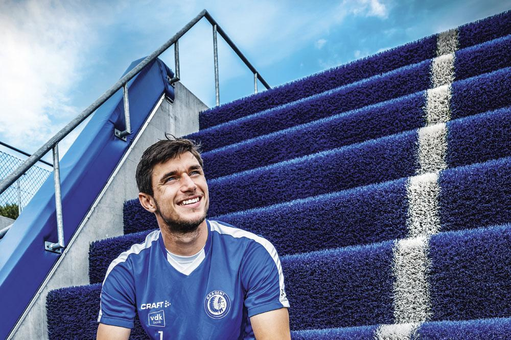 Roman Jaremtsjoek: 'Als ik een volgende stap zet, moet het naar een heel goed team zijn, ergens waar ik iets kan winnen.', INGE KINNET