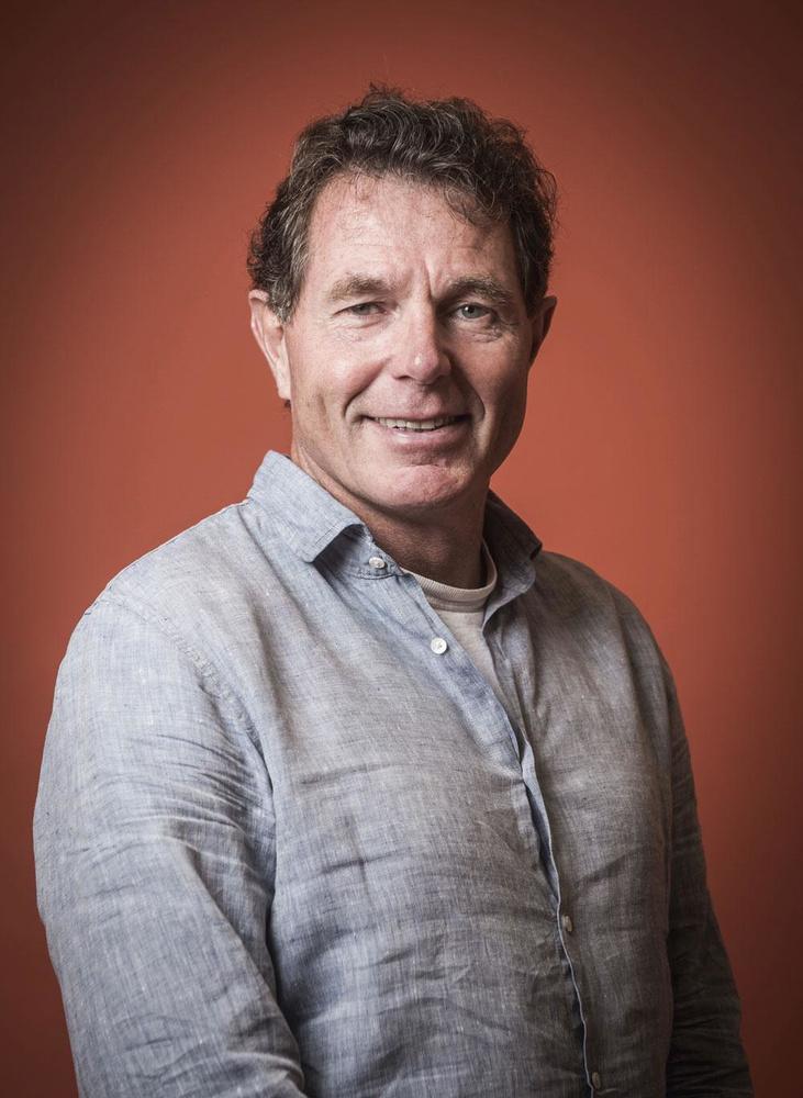 """ONNO VAN DE STOLPE """"Galapagos is innovatie, Gilead is ontwikkeling."""", Karel Duerinckx"""