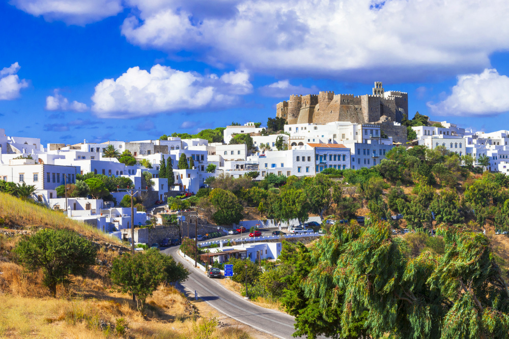 Patmos, Getty Images