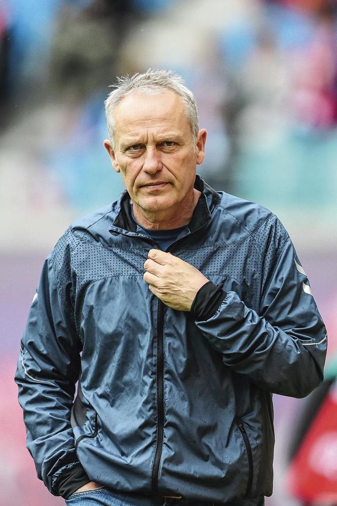 Christian Streich, Jan Woitas/dpa-Zentralbild/dpa