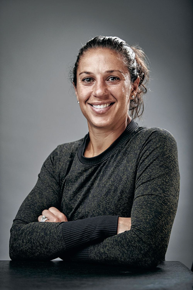 Carli Lloyd, BELGAIMAGE & GETTY IMAGES
