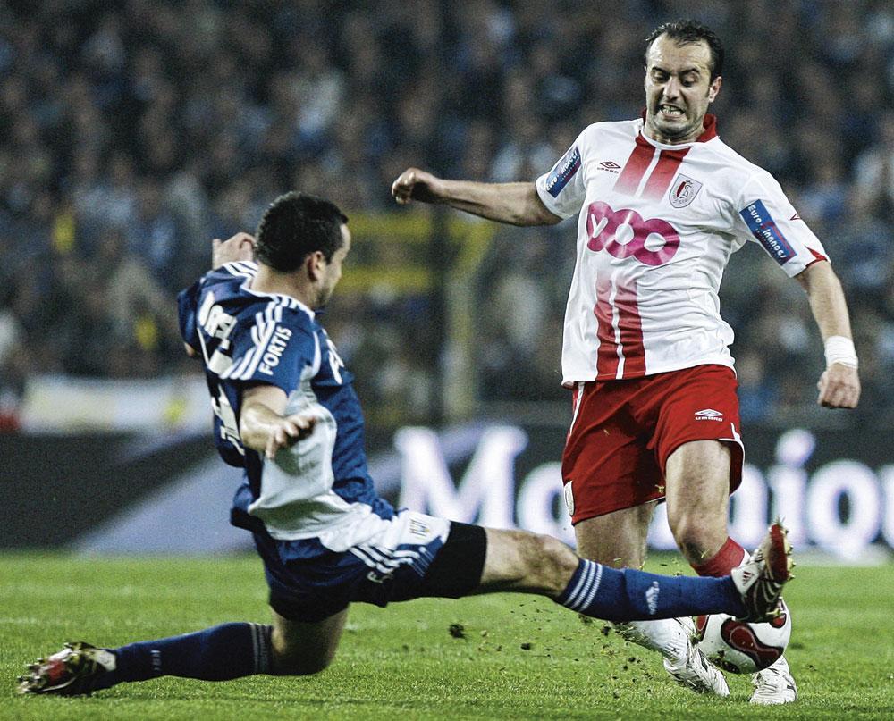 """Milan Rapaic : """" Au Standard, il fallait que je coure si je voulais jouer. """", BELGAIMAGE"""