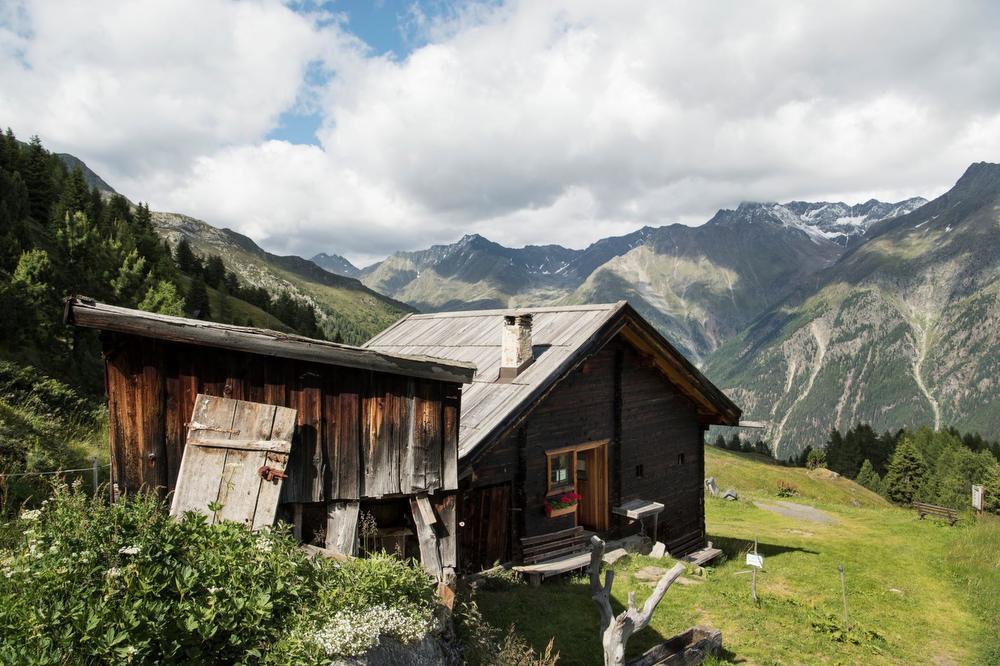 Gampe Thaya, Tirol Werbung / Frank Bauer