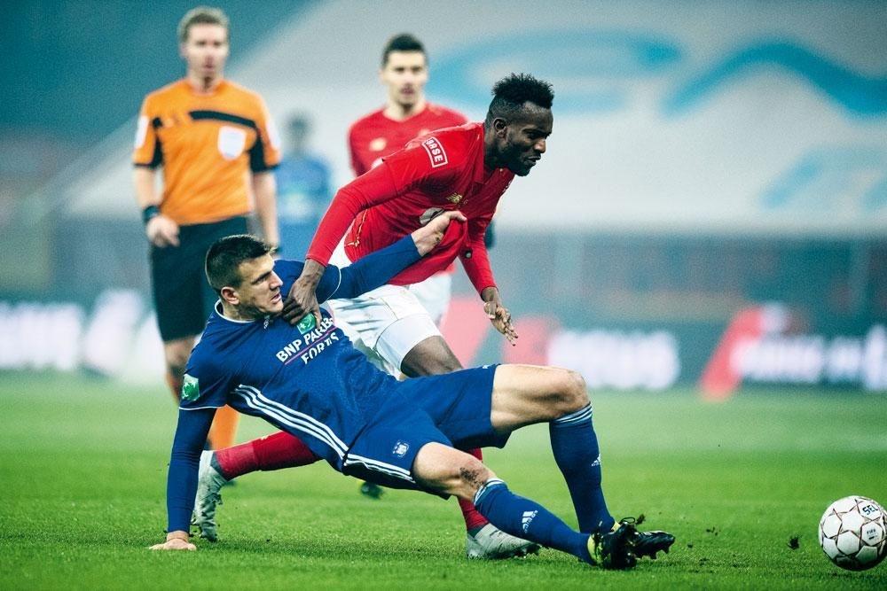 Dimanche 03/02/19 - 18h00 - 24e journée: Standard - Anderlecht, BELGAIMAGE