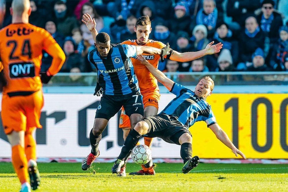 Dimanche 20/01/19 - 14h30 - 22e journée: Club Bruges - Charleroi, BELGAIMAGE