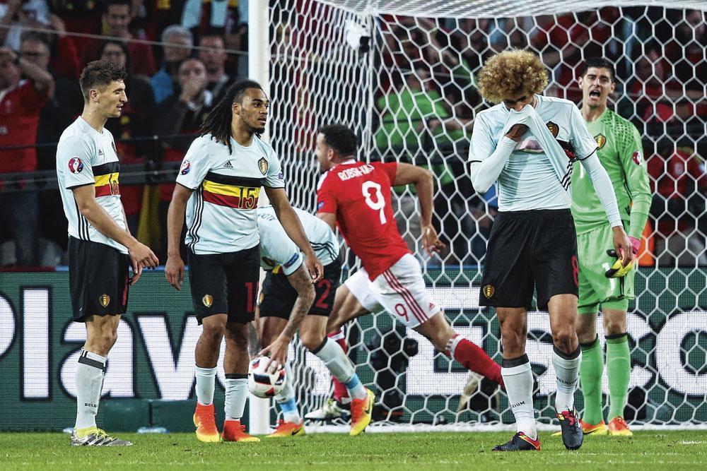 Denayer avait été montré du doigt après l'EURO 2016. Son heure est-elle venue chez les Diables ?, BELGAIMAGE