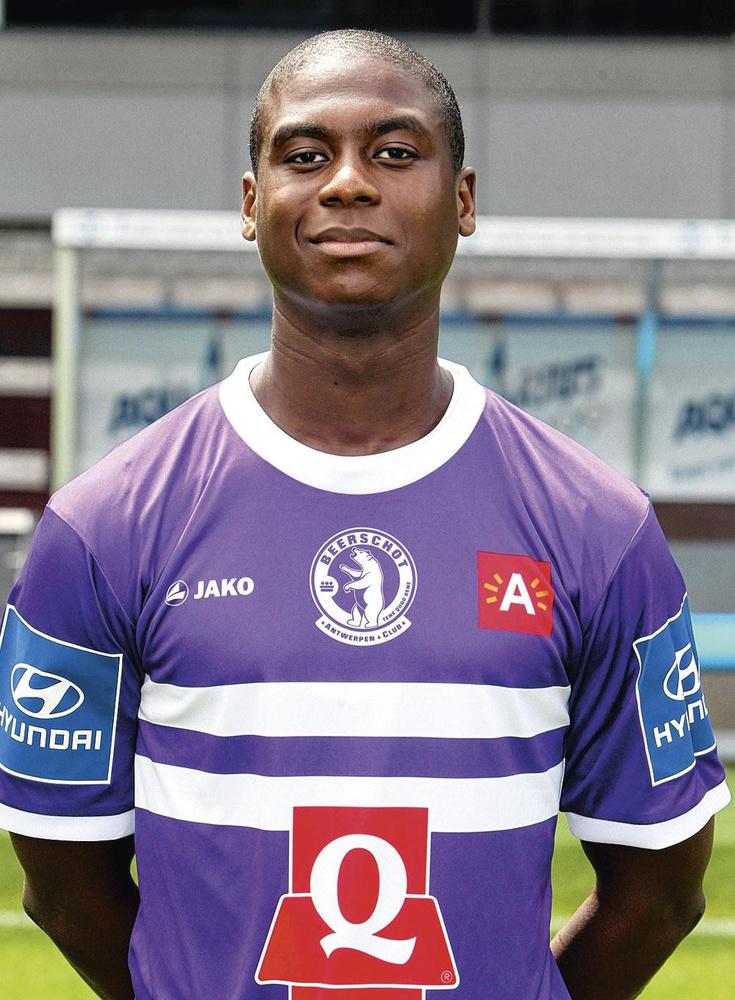 Trésor Diowo, belgaimage
