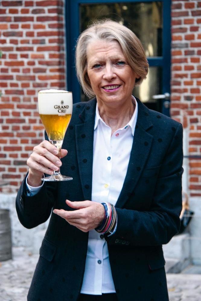 Dominique Friart, CEO de la Brasserie Saint-Feuillien, BEN VINKEN