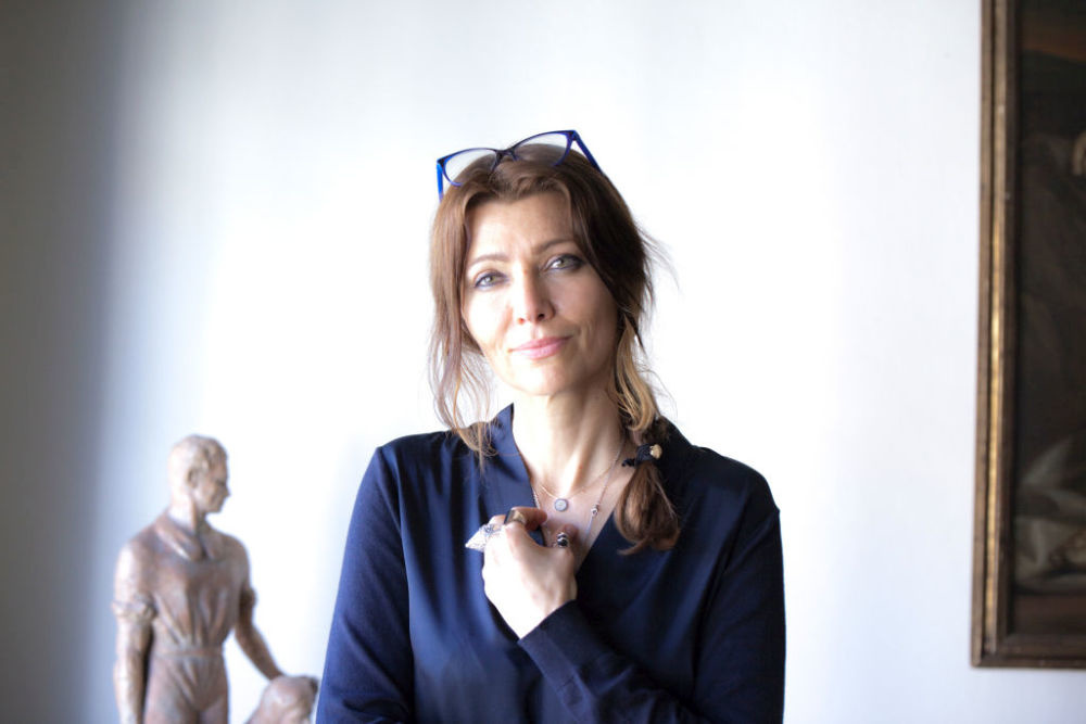Elif Shafak, Getty Images