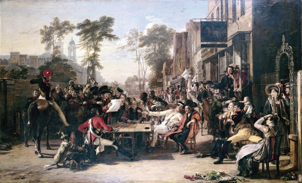 La contribution belgo-hollandaise à la chute de Napoléon a