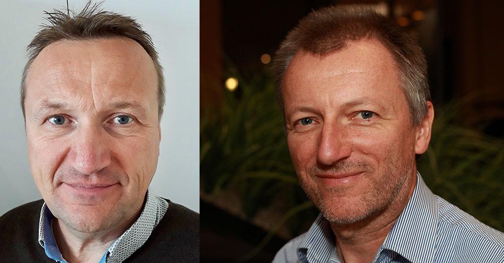 Gunther Van Rompay & Peter Timmerman, Agfa