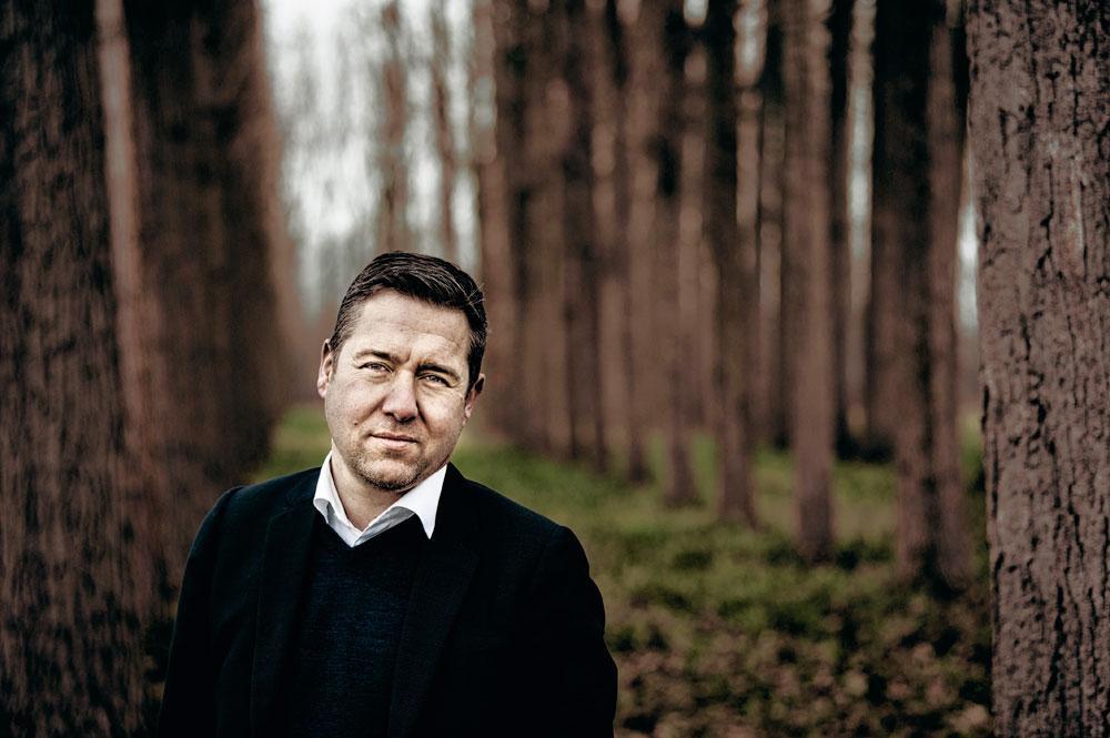 Vincent Mannaert had al vrij snel informele gesprekken met Gert Verheyen toen die de handdoek gegooid had bij KV Oostende., BELGAIMAGE