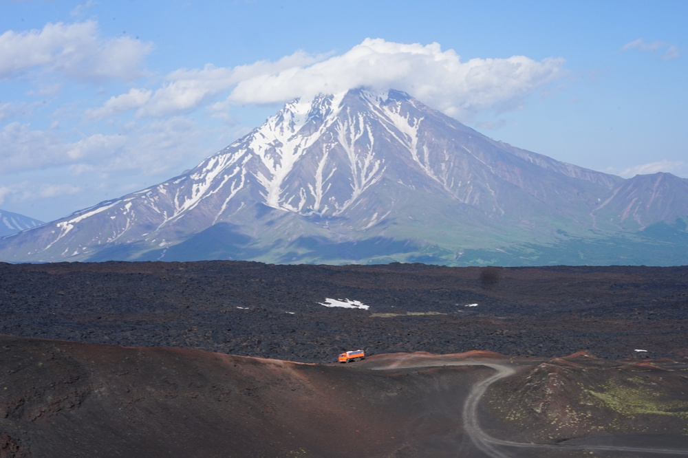 Volcan de Kamtchatka, Getty Images
