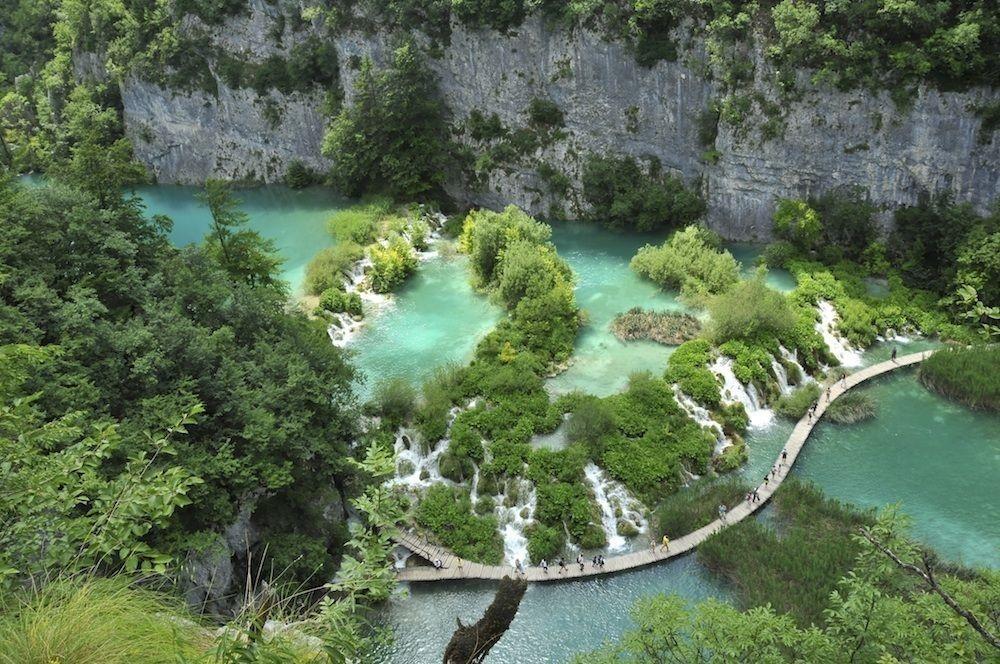 Les lacs de Plitvice, Thinkstock
