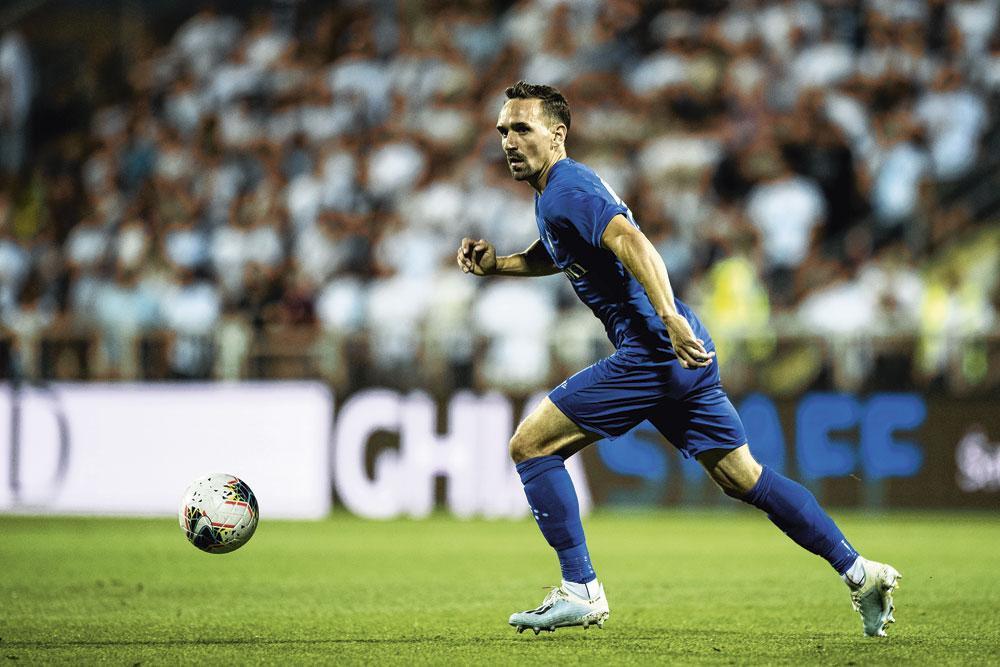 Sven Kums est passé d'Anderlecht à Gand par l'intermédiaire de Bayat., BELGAIMAGE