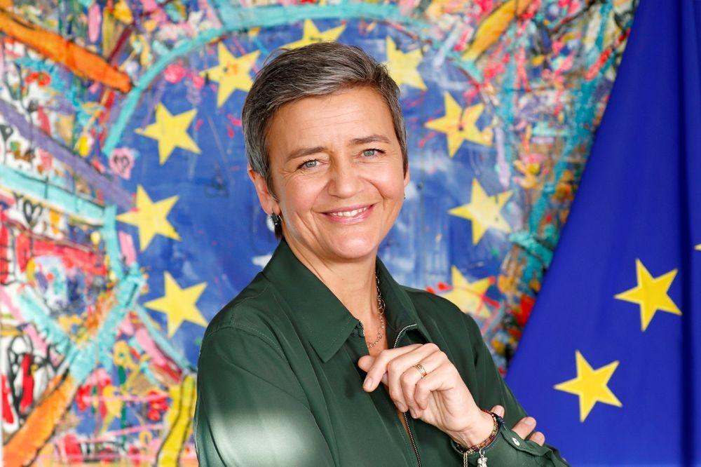 Margrethe Vestager, Reuters