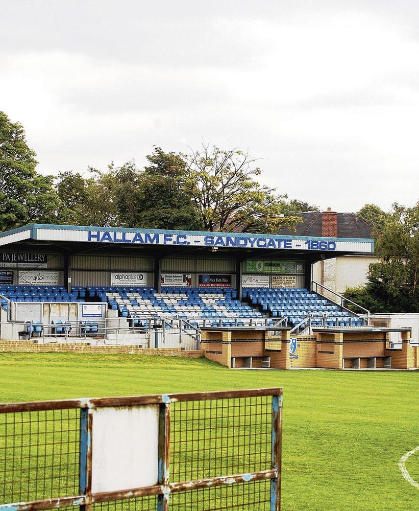 Sandygate abrite le plus vieux stade du monde., VOETBAL INTERNATIONAL