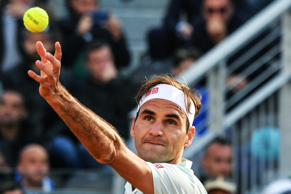 Roger Federer, Belga Image