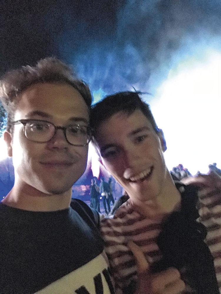 Jordi et Bjorg : une amitié interrompue de manière abrupte., photonews